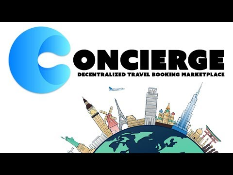 Concierge Review – Travel Booking Marketplace on NEO