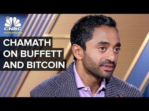 Chamath Palihapitiya: I Am A Buffett 'Disciple' But He's Wrong About Bitcoin | CNBC