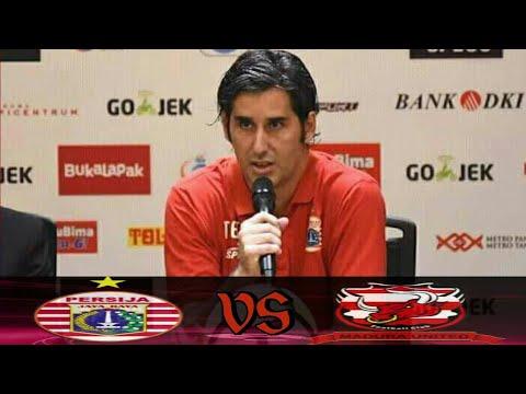 Jelang Laga Persija vs Madura United, Ada Kabar Baik Untuk Persija!