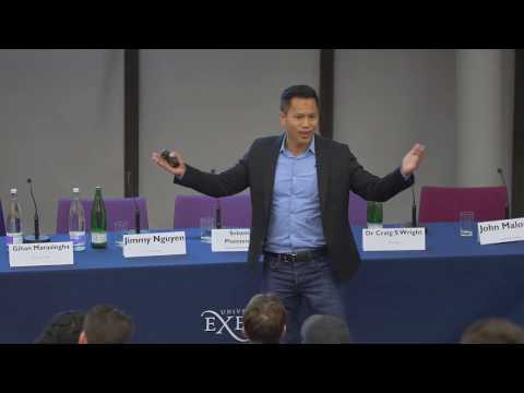 Jimmy Nguyen – nChain at University of Exeter – The Future of Bitcoin (Cash)