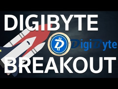 Digibyte Price Prediction! $1 in 2018?