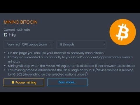 How To Mine Bitcoin From Your Own Computer!