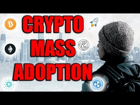 What is it going to take to gain mass adoption? [Mainstreaming Cryptocurrency]
