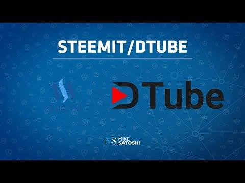 SteemIt / DTube – blog blockchainowy / platforma video – krótki opis cech