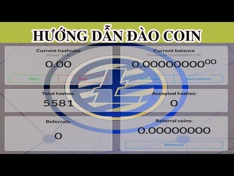 Hướng dẫn đào Dogecoin BTC LTC miễn phí đơn giản đã rút được về