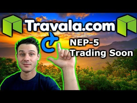 NEO dAPP | Conceirge.io⏩Travala.com | Smart Travel Booking Marketplace | NEO Crypto News