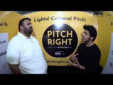 PitchRight Ep 11: Less Than One Minute Pitch | Rubit Technologies Trailer