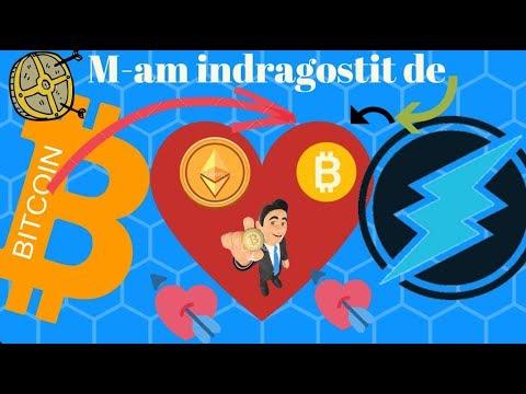 Trebuie sa va marturisesc, m-am indragostit de… Monede virtuale! BTC XRP XLM ETN
