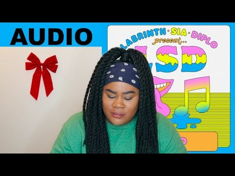 Labrinth, Sia, Diplo – Audio |REACTION|