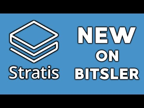 BITSLER STRATEGY – STRATIS CRYPTO CURRENCY 2018