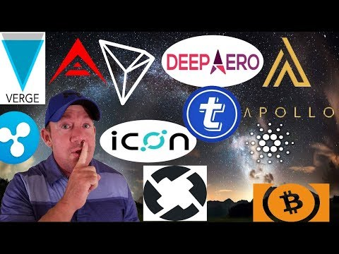 XVG TPAY New Partner? – Apollo Currency ICO – ARK at consensus