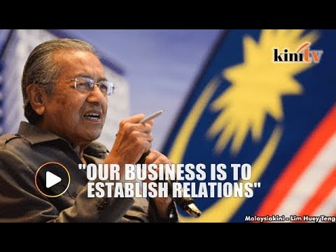 M'sia will be neutral with regards to foreign policies, says Mahathir
