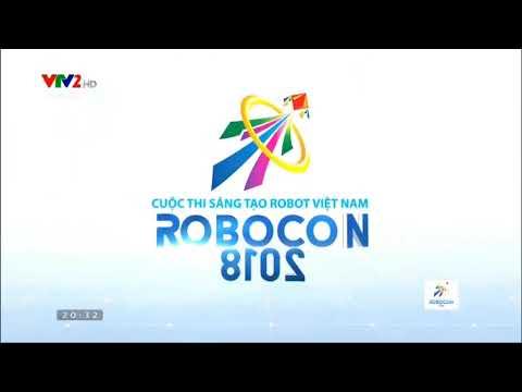 Robocon 2018 | SKH6 vs DCN-VJC3 | Chung kết Robocon Việt Nam 2018