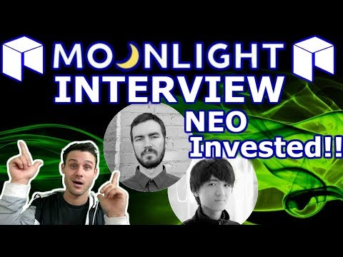 Moonlight $LX | Interview w/ Founders | Powering The $NEO Workforce | NEO Invested!!
