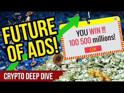 The Future of Advertising!! – CryptoCurrency Ads – Crypto Advertising! – KindAds ICO Review
