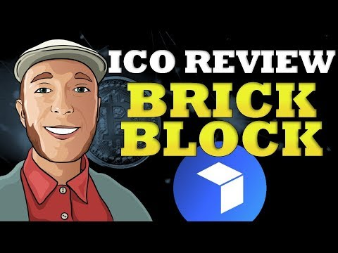 Brickblock ICO Review – Investments With Cryptocurrency!