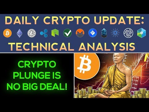 Here's Why This Cryptocurrency PLUNGE Is NO BIG DEAL!