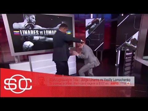 Teddy Atlas: Vasiliy Lomachenko like Neo from 'The Matrix' | ESPN