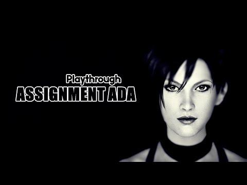 Assignment Ada (Resident Evil 4 )