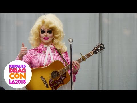 Trixie Mattel Performs Live at RuPaul's DragCon 2018! Get Tix Now!