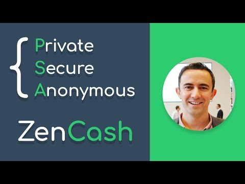 ZenCash Interview: A Private & Secure Cryptocurrency