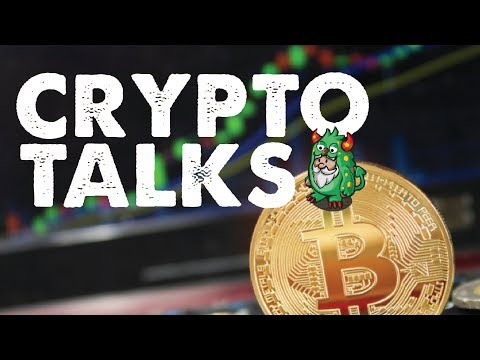 Crypto Talks – Cryptocurrency News & Crypto Bot Talk