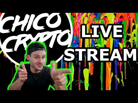 Market Dip Live Stream | Bitcoin Sub 8k? | $NEO $WTC $ZRX $DBC $ONT | Should I Go To Consensus?