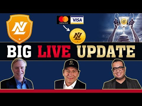 NLC2: BIG LIVE UPDATE – No Limit Coin and Fantasy Sports