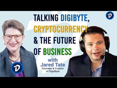 Interview with Jared Tate Digibyte