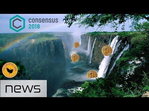 Bitcoin & Cryptocurrency News – Markets Crash, Zimbabwe Crack Down, and Consensus Bump