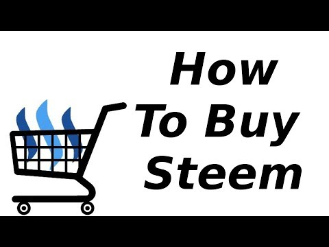 [ENG][Tutorial]How to buy steem on steemit for Newbie