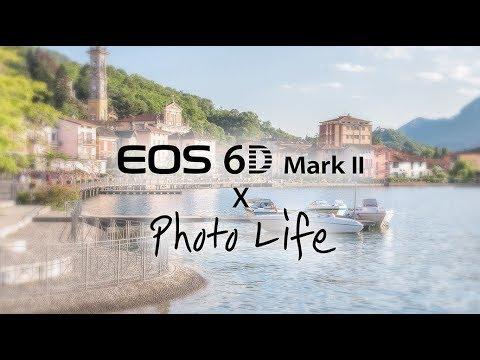 이제 당신 차례입니다 EOS 6D Mark ll (60′ Ver)