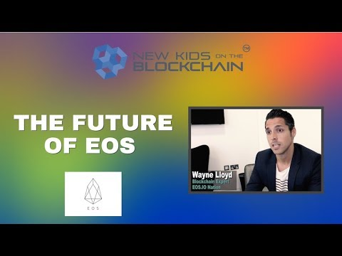 THE FUTURE OF EOS, with Eos.IO Nation