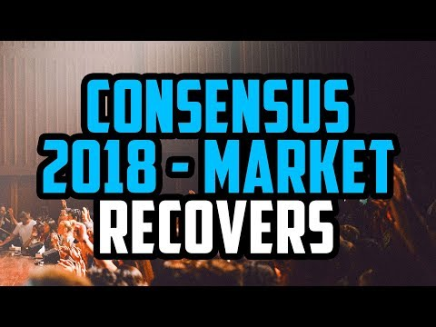 Consensus Conference 2018 Update – How high can the Cryptocurrency market go!?