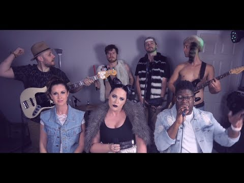 Genius – LSD (Labrinth, Sia, Diplo) Cover – Stacey Kay feat. Silverlining