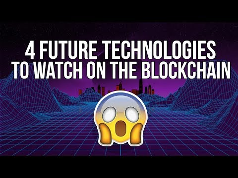 Cryptocurrency 101 – 4 Technologies that will Shape the Blockchain Future!