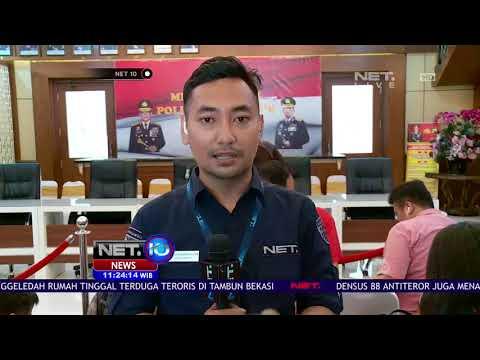 Live Report, Ada 10 Korban Ledakan Bom di Polrestabes Surabaya – NET 10