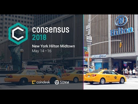 Consensus Live – 2018 New York City – Stellar (XLM) Jed McCaleb
