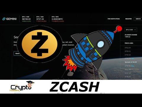 Zcash BOOOMM… Grandi Novità che non puoi non sapere!!!    +40%