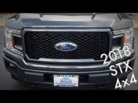 2018 Ford F-150 XL Sport with STX Appearance Package May Surprise You…