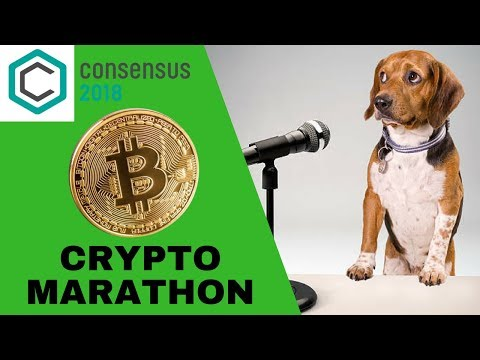 Cryptocurrency Analysis – Consensus 2018