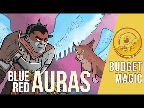 Budget Magic: $76 (41 tix) UR Auras (Standard)