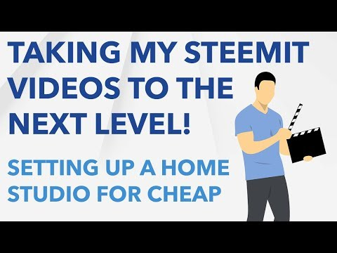 Taking My Steemit Videos to the Next Level in 2018