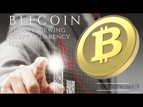 Bitcoin: Remote Viewing Cryptocurrency Forecast –  TRAILER