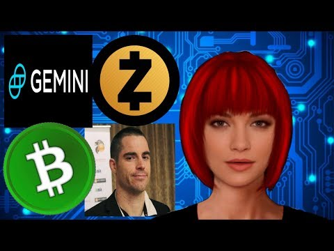 Zcash Added To Gemini, Roger Ver Hates The Name