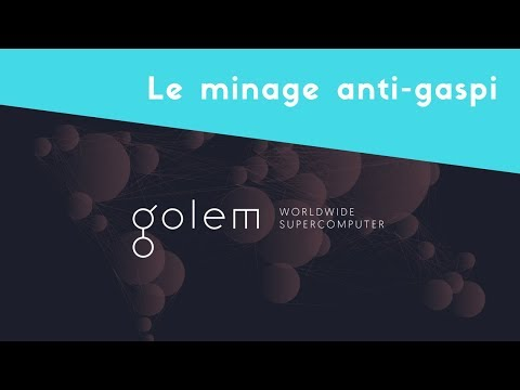 Golem, la crypto qui utilise le computing power à bon escient ! $GNT