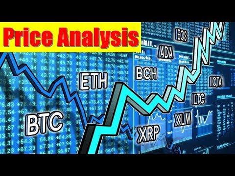 Bitcoin, Ethereum, Bitcoin Cash, Ripple, Stellar, Litecoin, Cardano, IOTA, EOS Price Analysis, May