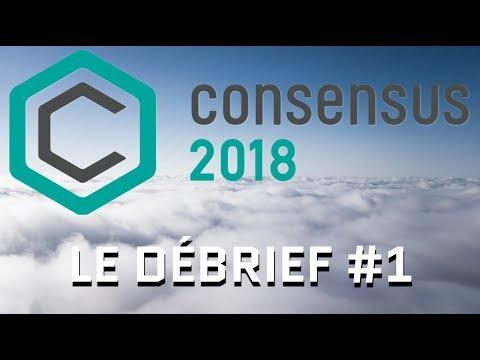 Débrief du Consensus 2018: Aucun effet sur le prix du Bitcoin, Zcash sur Gemini