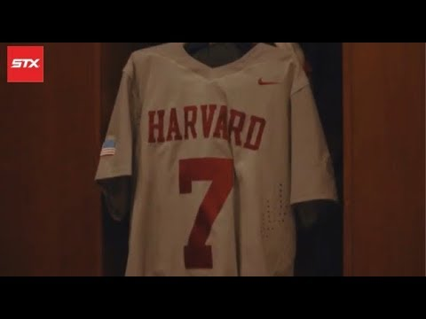 Harvard Lacrosse Locker Room Tour
