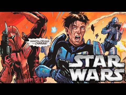Mandalorian Neo-Crusaders: Star Wars lore